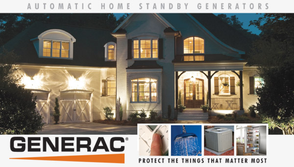 automatic standby home generator richmond virginia